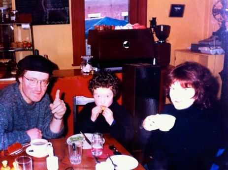 David, Oscar and Denise