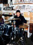 Jim Strang the Magick Heads' drummer